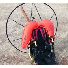 Inflatable life belt (SA03)
