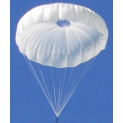 Rescue parachute