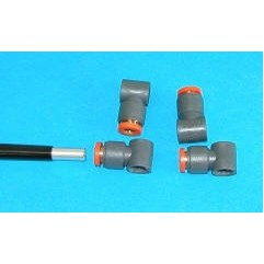 Plastic rod fitting (T6)