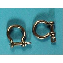 Inox Safety Ring (T8MG) chacun