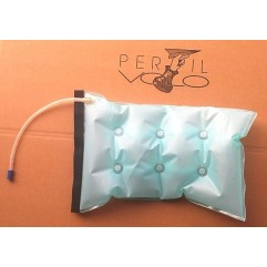 Inflatable cushion for the back (T8PG)