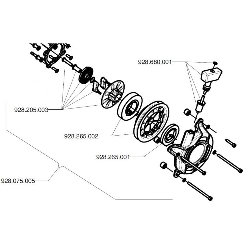 honda prelude suspension diagram