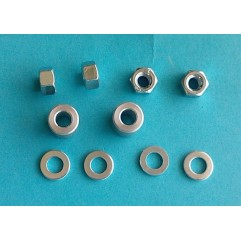 Head nuts kit (M13/8)