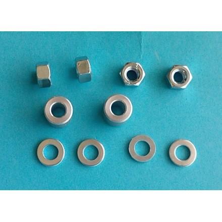 Head nuts kit / écrous de culasse (M13/8)