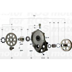 Gearbox and accessories