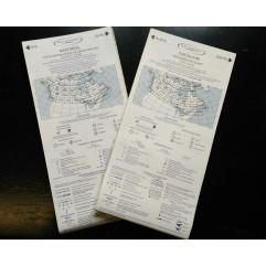 Carte aéronautique VNC